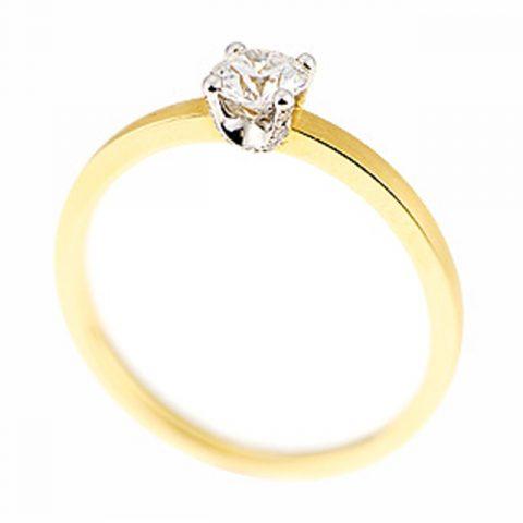 シンプル 婚約指輪のGarden