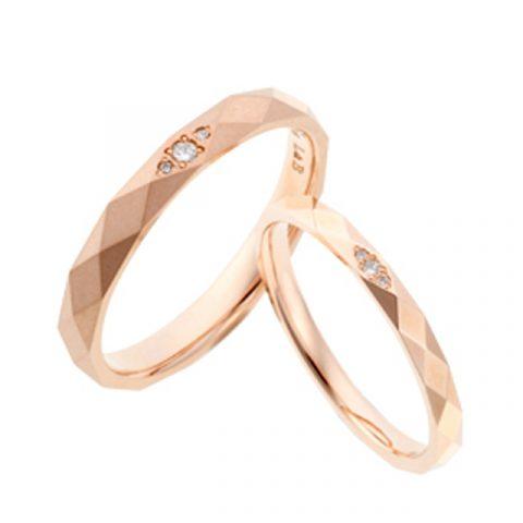 シンプル 結婚指輪のIbiza
