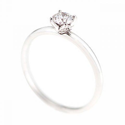 シンプル 婚約指輪のLove Ring