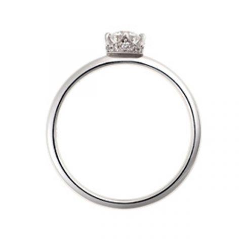 シンプル 婚約指輪のNO.1