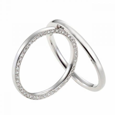 シンプル 結婚指輪のNO.1