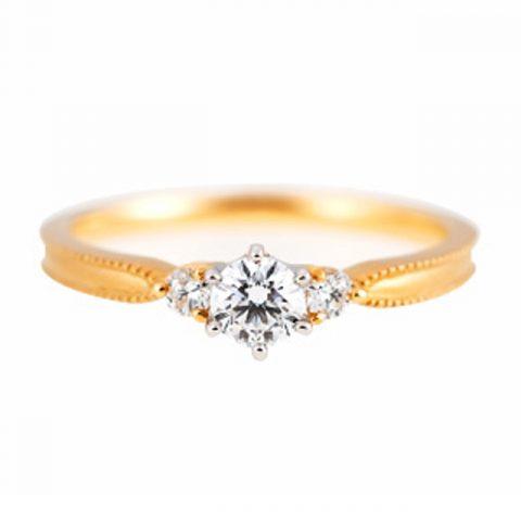 フェミニン 婚約指輪のRibon