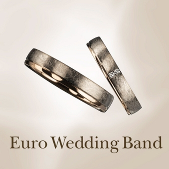 "【GRACIS札幌駅前店】Euro Wedding Band ""Wキャンペーン"""