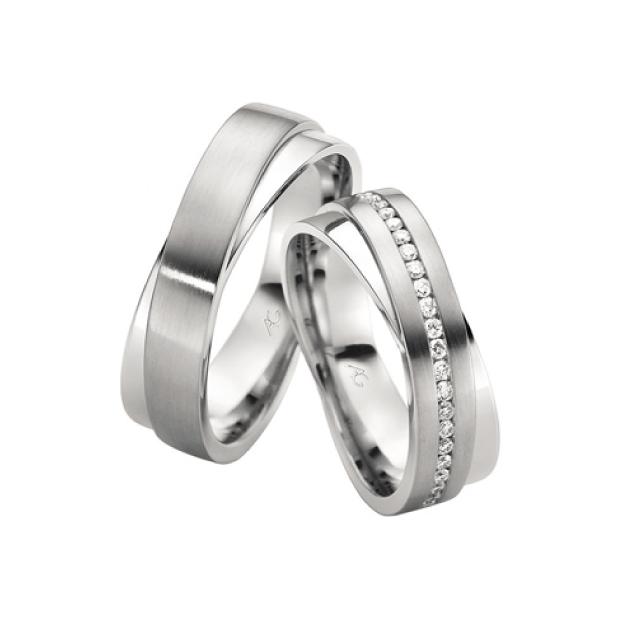 シンプル 結婚指輪の28435/5-4/28435/5