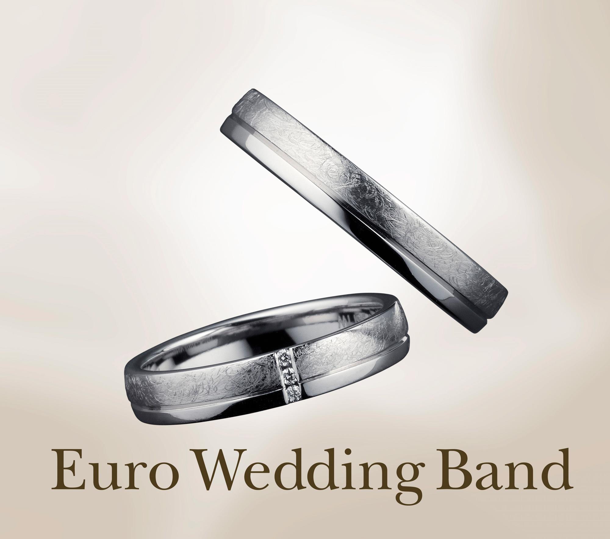 【GRACISBRIDAL札幌北2条店】Euro Wedding Bandプラチナキャンペーンもうすぐ終了