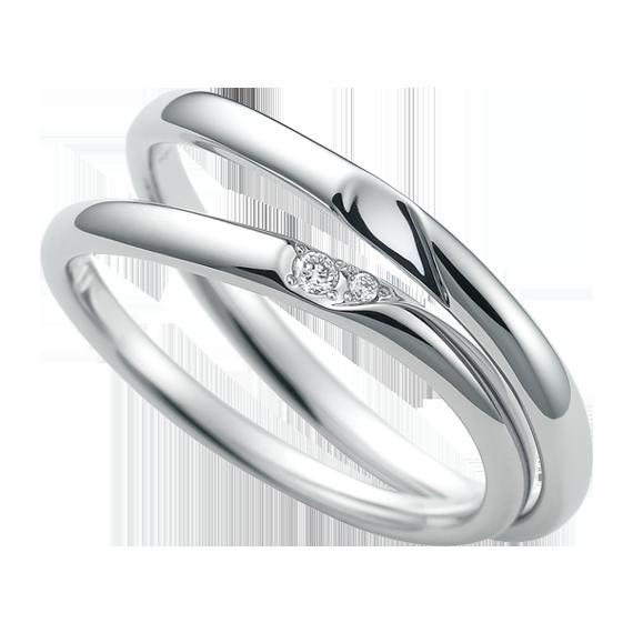 シンプル 結婚指輪のCN-060/059