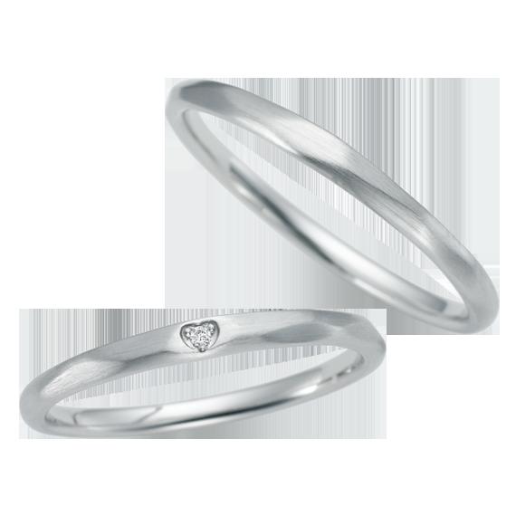 シンプル 結婚指輪のCN-638/CN-639