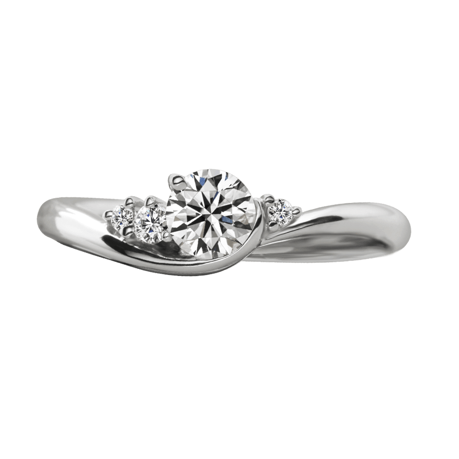 フェミニン 婚約指輪のシェリール