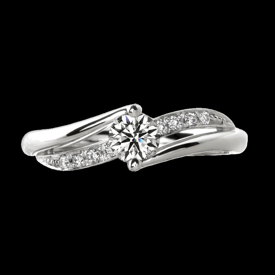 婚約指輪のプルミエール
