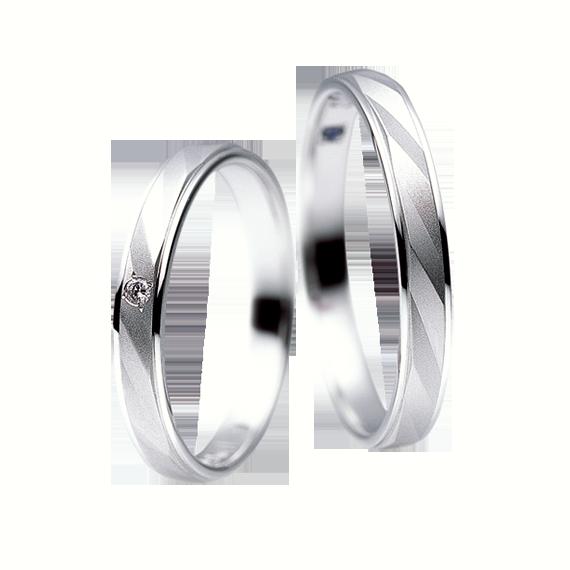 シンプル 結婚指輪のSP-782/SP-783