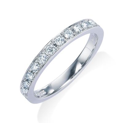 シンプル 結婚指輪の12ET02H
