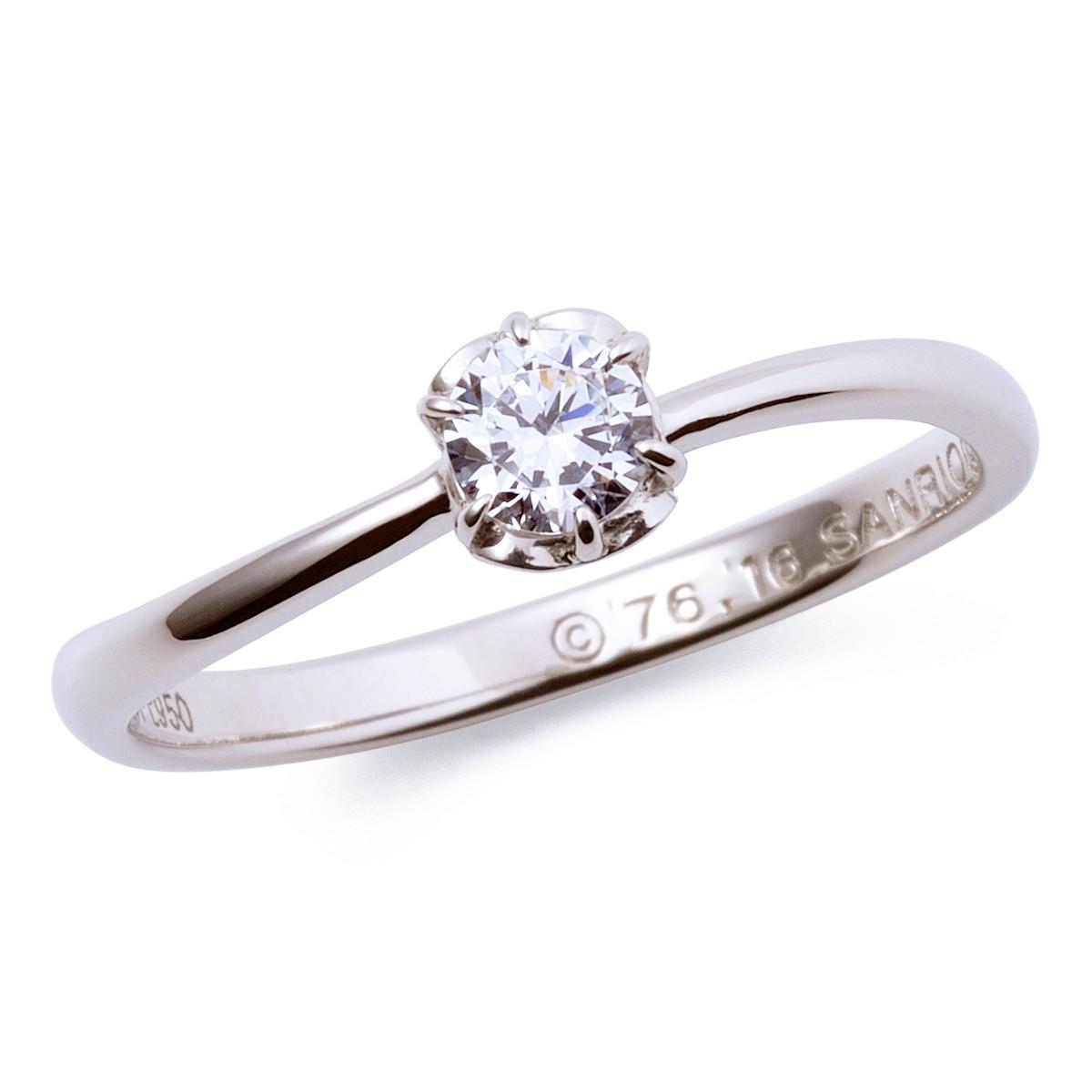 フェミニン 婚約指輪のKT-60617000