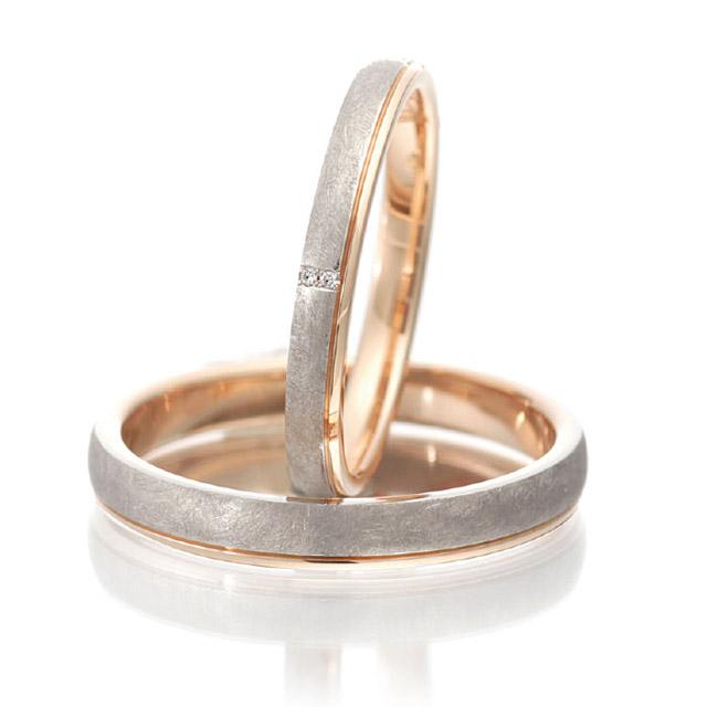 シンプル 結婚指輪のタビノワ