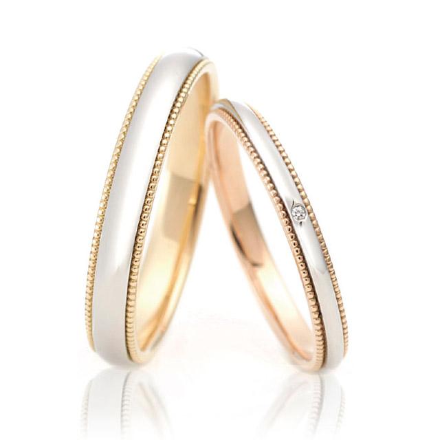 シンプル 結婚指輪のユイノワ