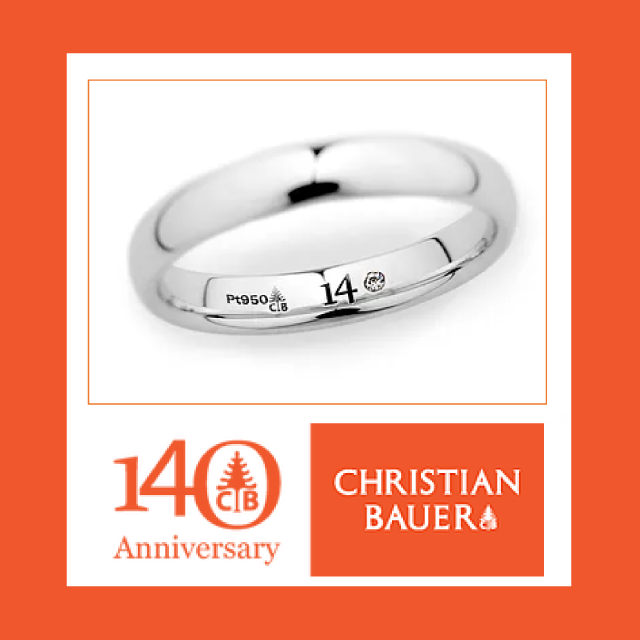 【CHRISTIAN BAUER】140th Anniversary Celebration