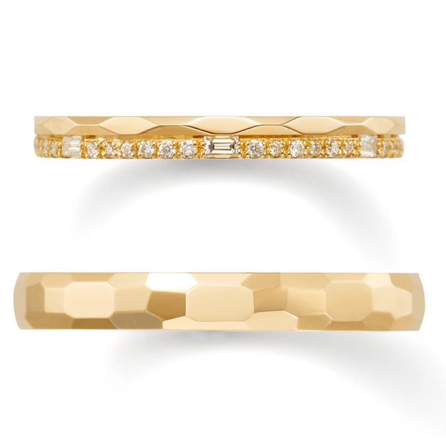 アンティーク 結婚指輪のアマン