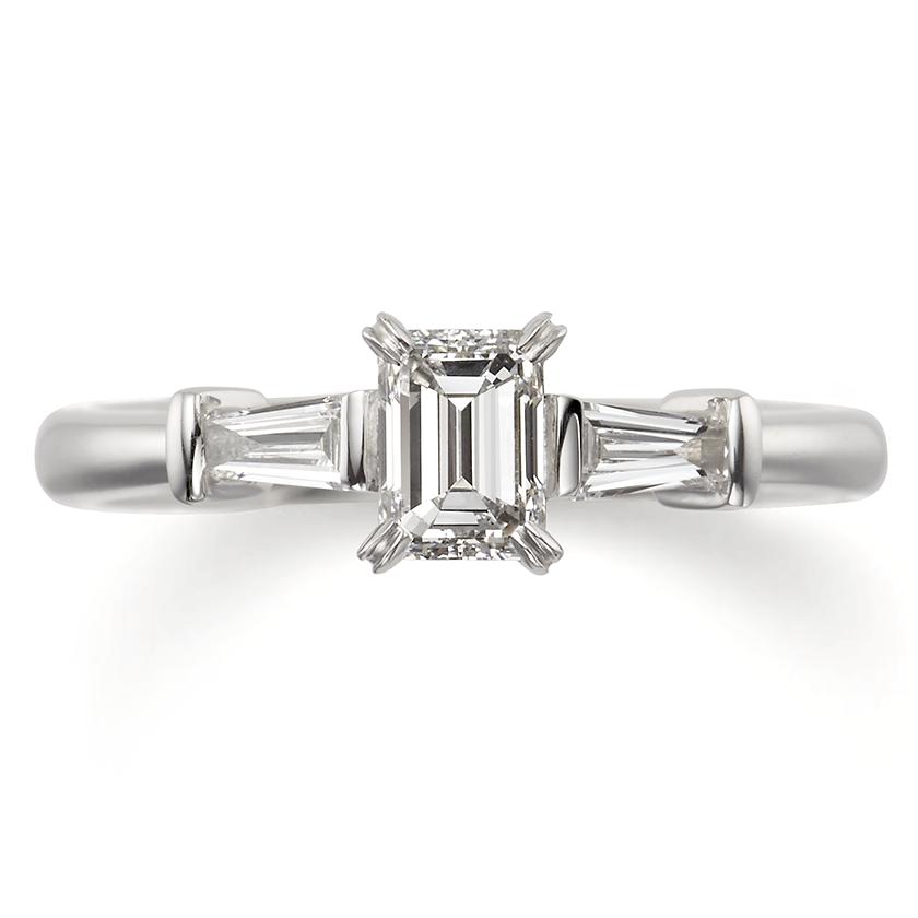 個性的 婚約指輪のシエナ