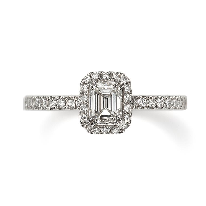 ゴージャス,個性的 婚約指輪のシエナ