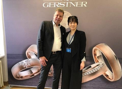 2019年3月 ドイツ EGF社・ゲスナー社訪問