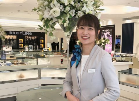 2018年4月入社 長山由実