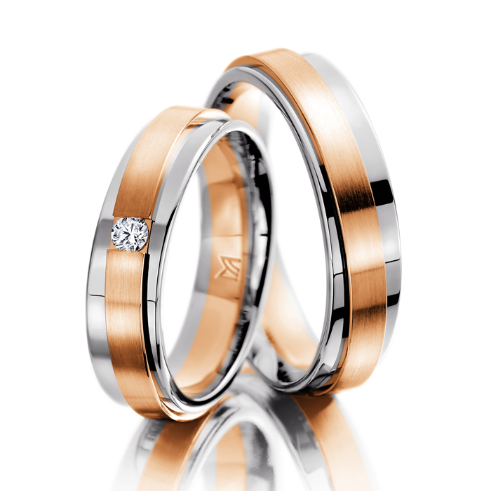 シンプル 結婚指輪のファンタスティックス - 137 -137D