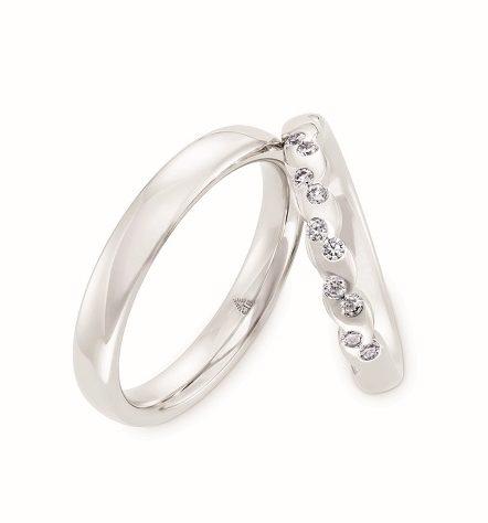 ゴージャス,個性的 結婚指輪の280179 _245475