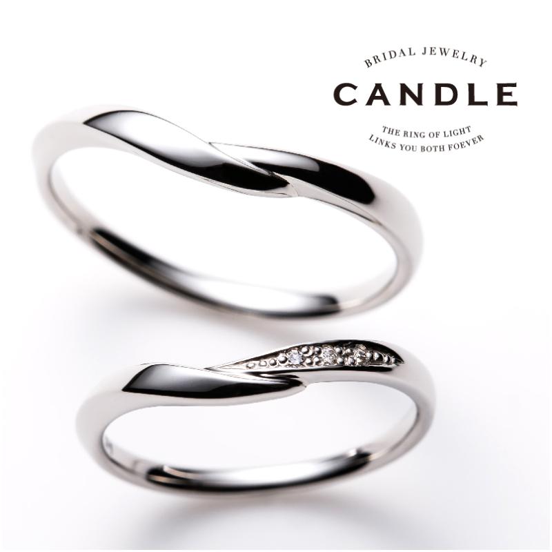 フェミニン 結婚指輪のFloating