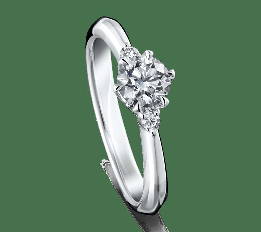 ゴージャス 婚約指輪のアーヴィング