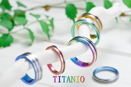 TITANIO (結婚指輪・マリッジリング)