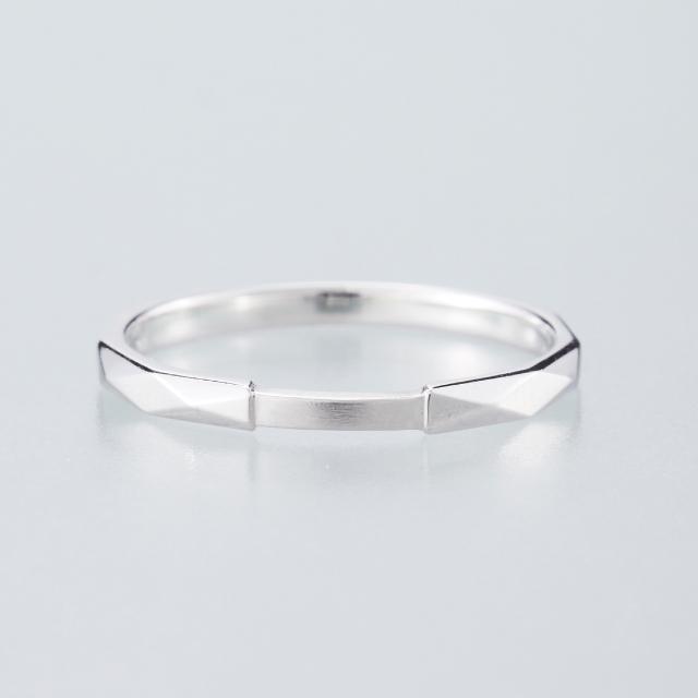 シンプル 結婚指輪のMJS-3
