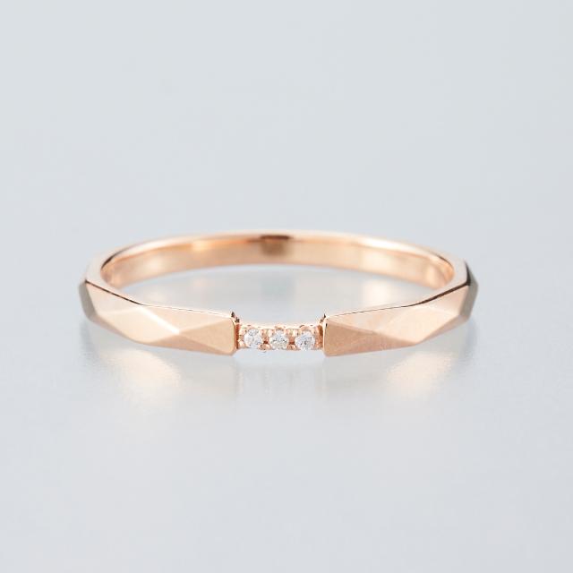 シンプル 結婚指輪のMJS-6