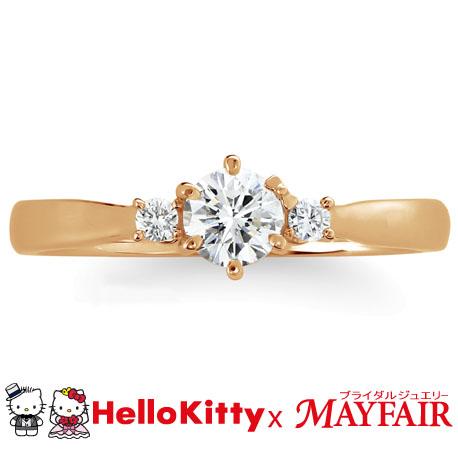 シンプル,フェミニン 婚約指輪のTowerBridge