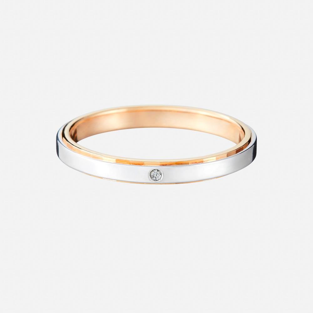 フェミニン 結婚指輪のTendresse-Lタンドレス