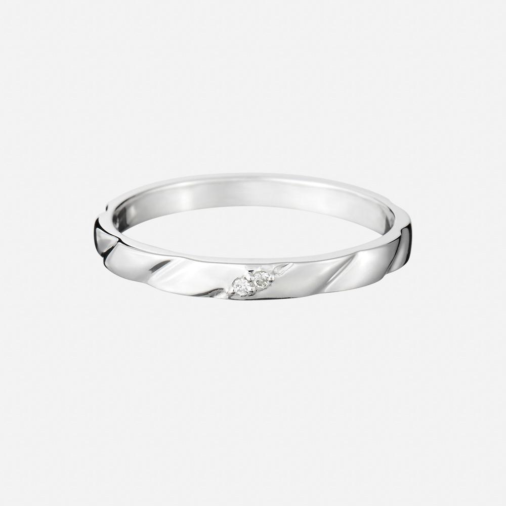 フェミニン 結婚指輪のDemain-Lドゥマン