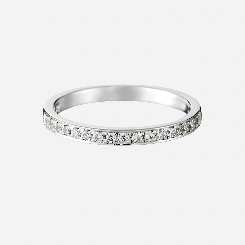 フェミニン,ゴージャス 結婚指輪のPsychéプシュケ