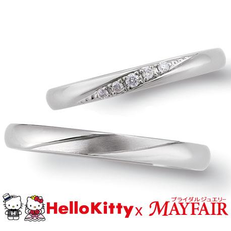 シンプル 結婚指輪のLondonEye