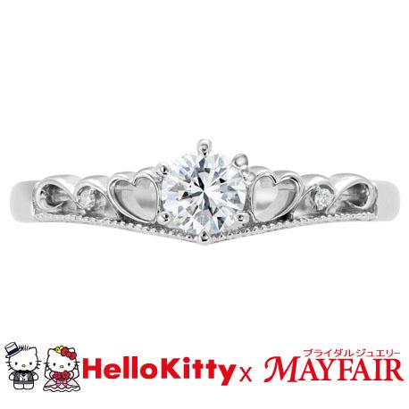 シンプル,ゴージャス 婚約指輪のBuckinghamPalace