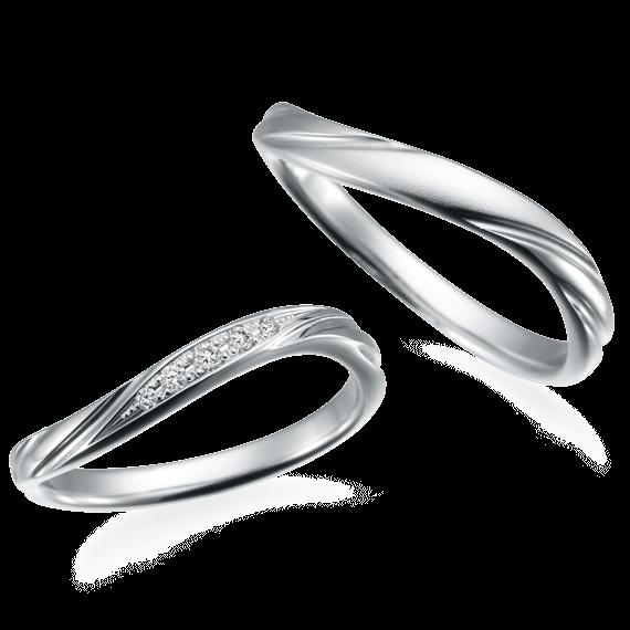 シンプル 結婚指輪のSB-777/SB778