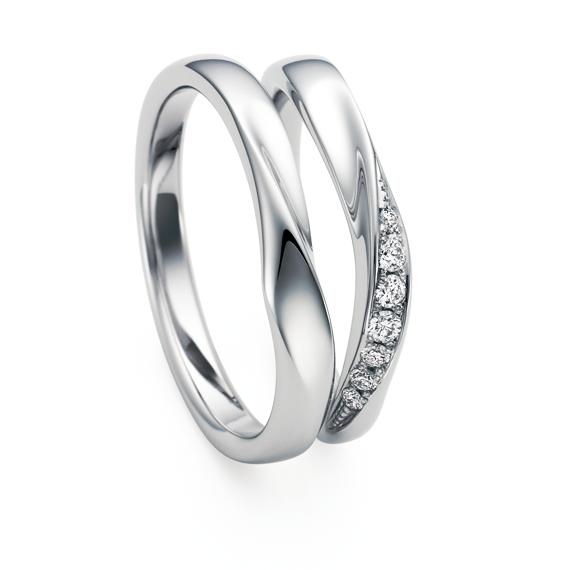 シンプル 結婚指輪のSB-787/SB-788