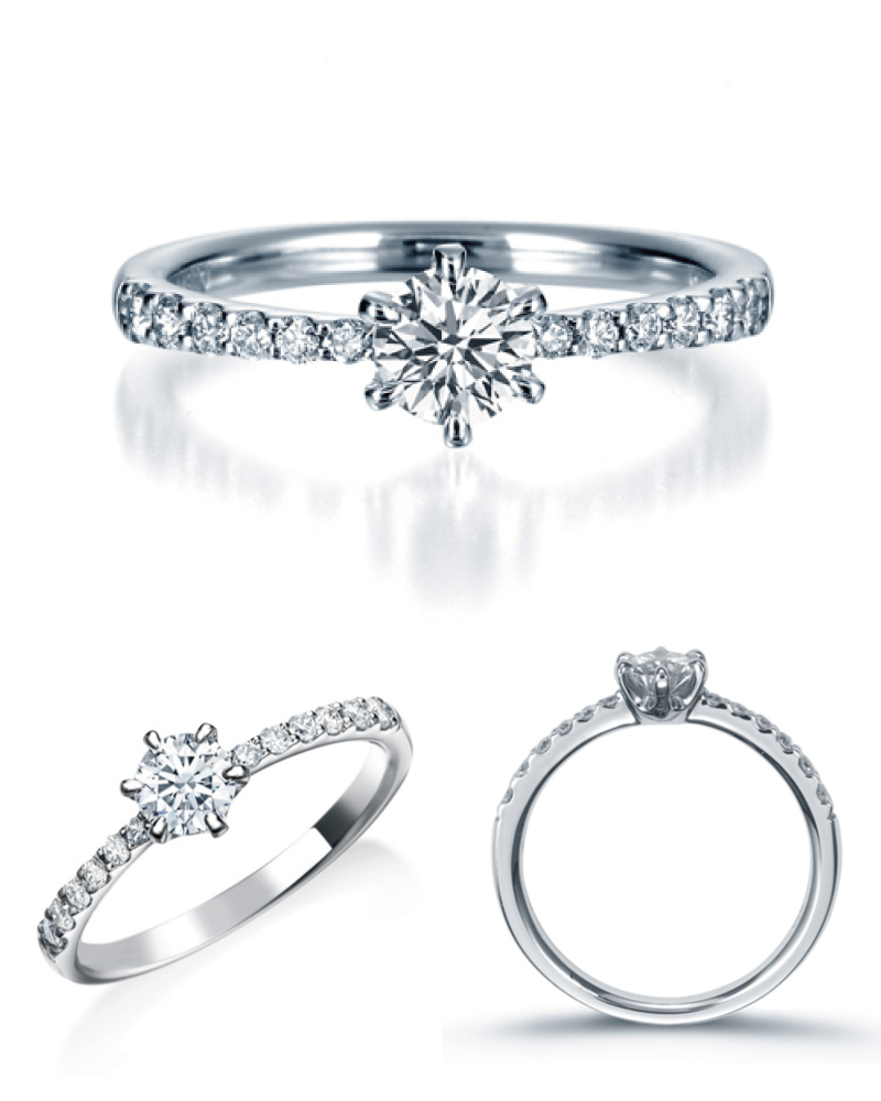 婚約指輪人気ランキング NO.3