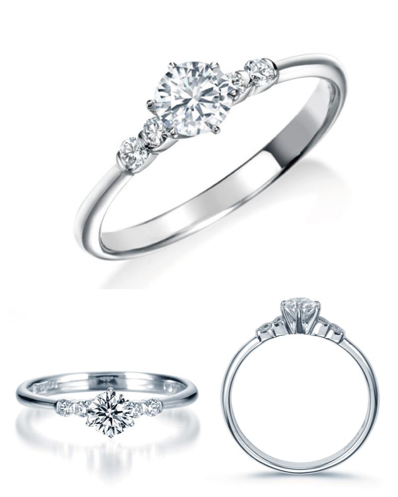 婚約指輪人気ランキング NO.1