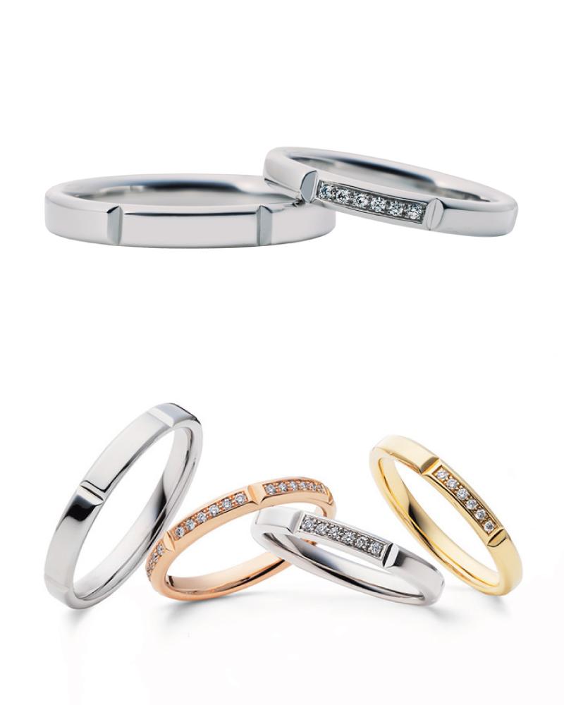 結婚指輪人気ランキング NO.1