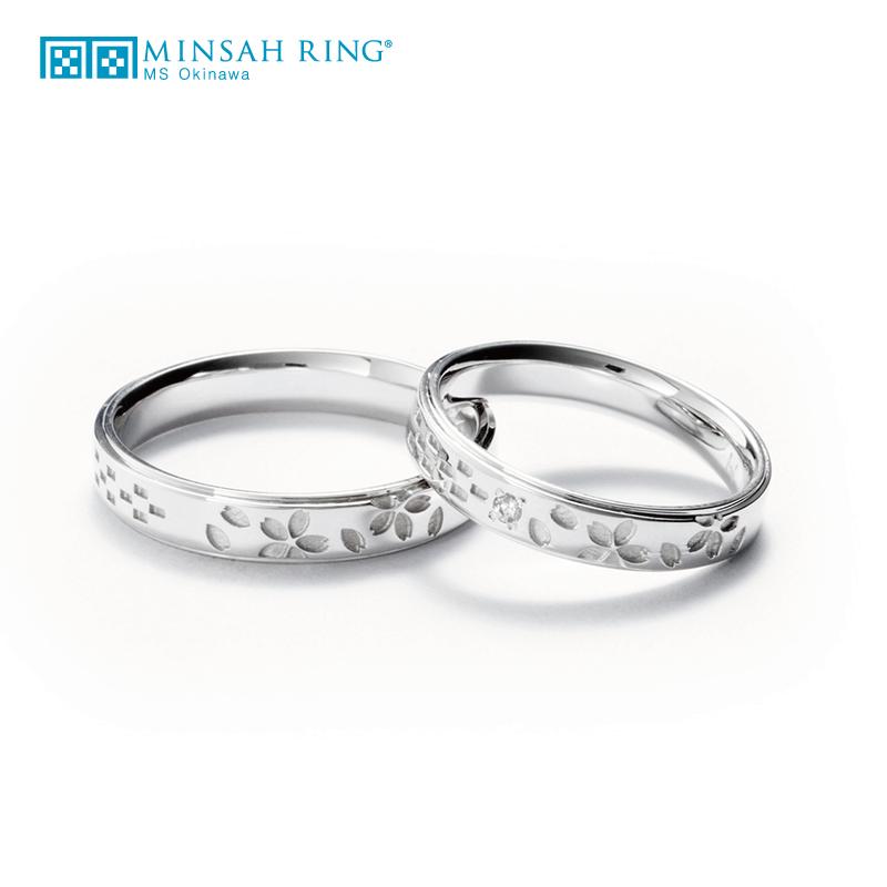 シンプル,ゴージャス 結婚指輪のyuu